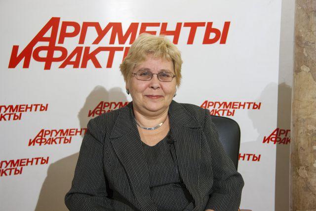 Директор лучшей школы РФ Татьяна Воробьева