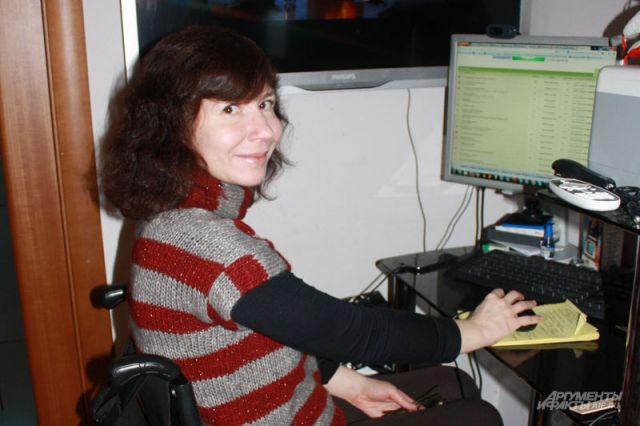 Светлана Кулакова по первому образованию – экономист, но к 44 годам стала еще и дипломированным психологом.