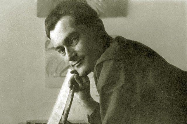 Евгений Петров. 1932 год.