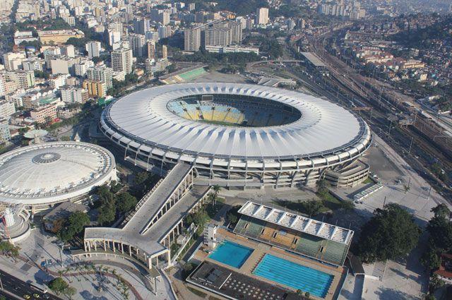 Маракана — главный стадион Чемпионата мира в Бразилии, на котором и пройдёт финальный матч.