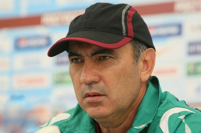 Бывший главный тренер казанского «Рубина» Курбан Бердыев.