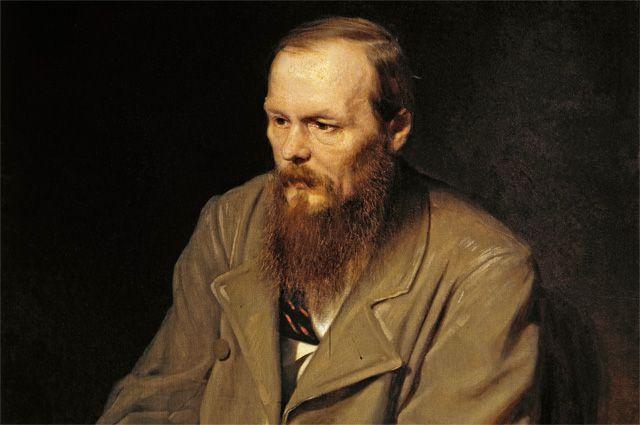 Портрет писателя Фёдора Михайловича Достоевского. Василий Перов. 1872. (фрагмент)