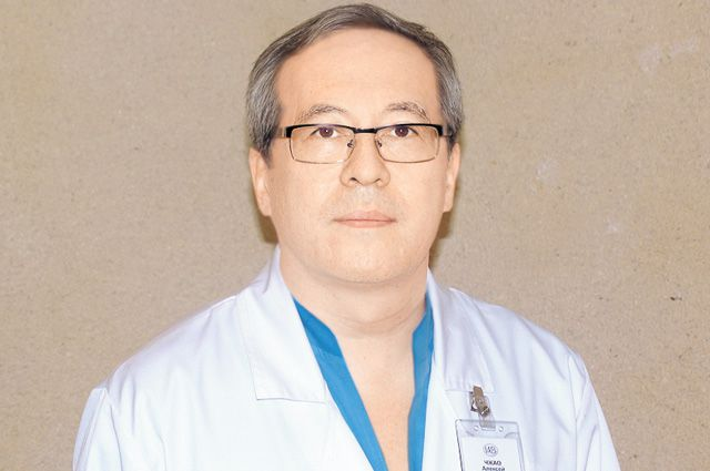 Алексей Чжао.