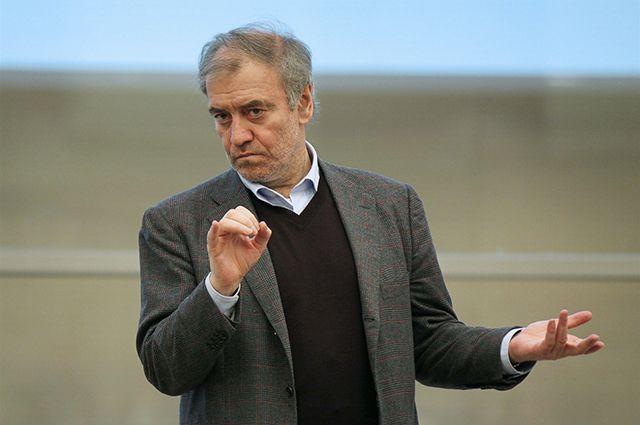 Художественный руководитель Мариинского театра Валерий Гергиев.
