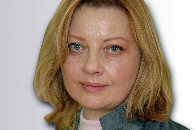 Екатерина Жилякова.
