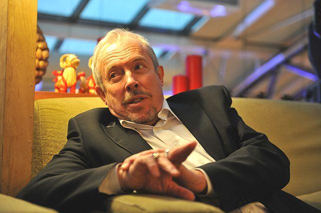 Лидер группы «Машина времени» Андрей Макаревич.