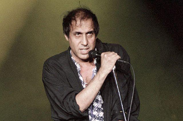 Адриано Челентано в Москве, 1987 год.