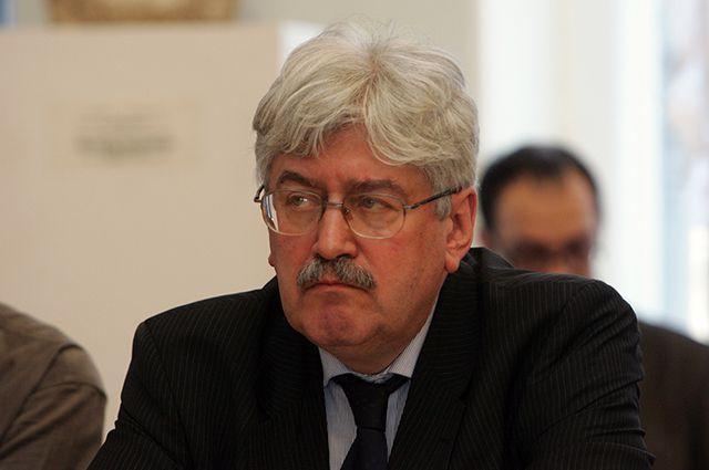 Юрий Пивоваров.