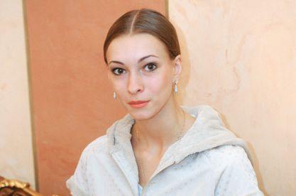 Солистка Большого театра Ольга Смирнова.