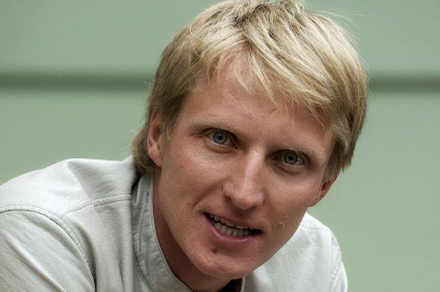 Двукратный олимпийский призер, абсолютный чемпион мира и Европы Иван Скобрев.