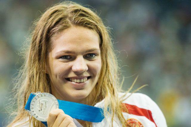 В 2013 году Юлия Ефимова на чемпионате мира по водным видам спорта выиграла две золотые, серебряную и бронзовую медаль.