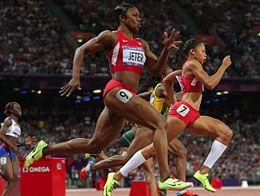 Карасс Фэшн женский мировой рекорд 100 метров вместе