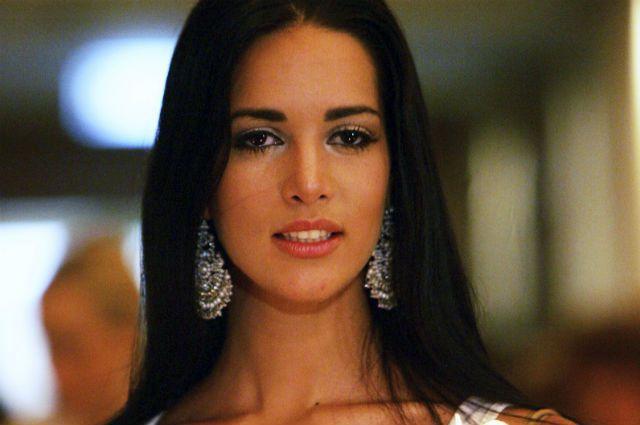 «Мисс Венесуэла» 2004 года 29-летняя Моника Спир