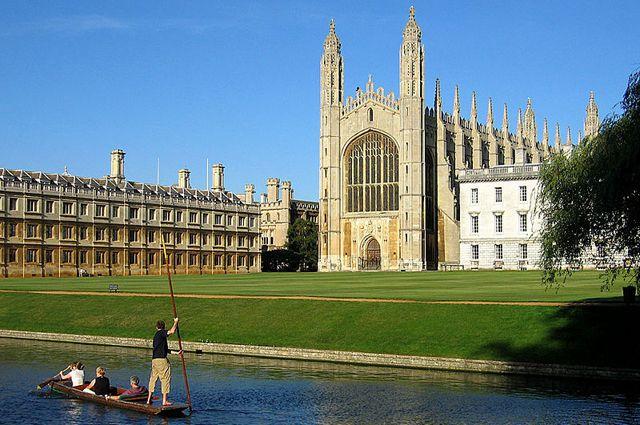 Кембриджский университет.