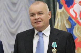 Дмитрий Киселёв.