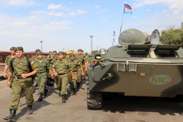 Гей на военных сборах