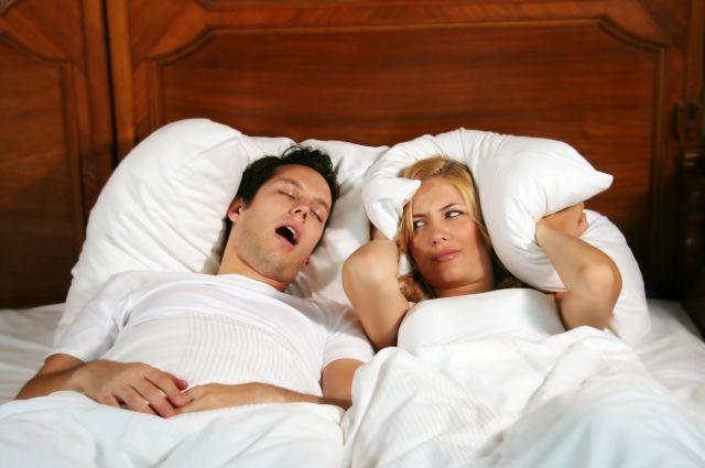 Какую подушку купить от храпа