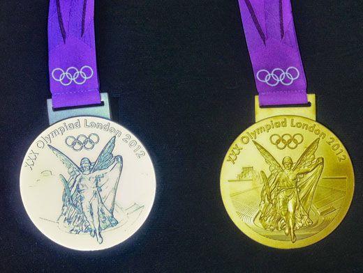 Медали в букмекере