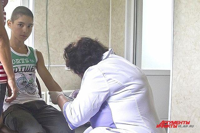 Прививка - как профилактика ОРВИ.