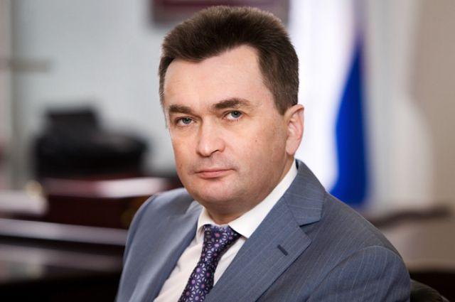 Губернатор Приморского края В. Миклушевский.
