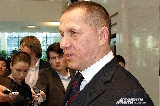 Юрий Трутнев, Полномочный представитель президента России в Дальневосточном Федеральном округе.