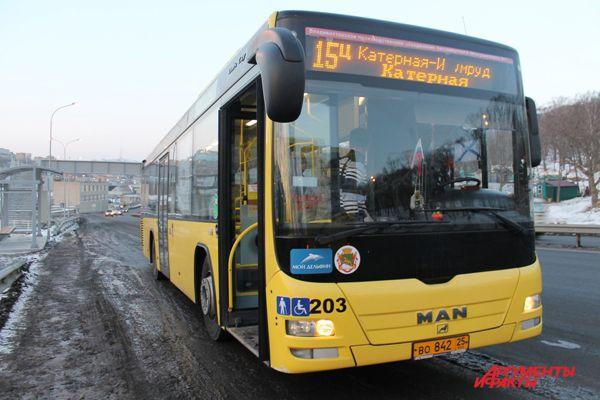 На новых автобусах хотят ездить все.