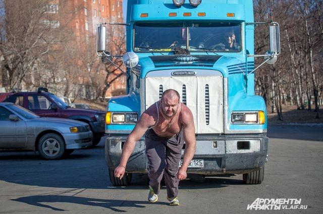 Сдвинуть с мёртвой точки проблему, подчас так же тяжело, как 16-тонный грузовик.