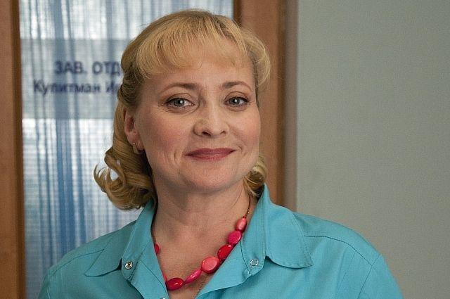 Медсестру Любу в «Интернах» играет Светлана Пермякова.