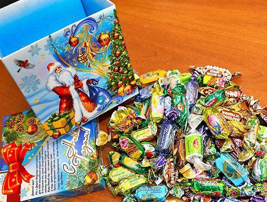 Когда будут выдавать новогодние подарки владивосток