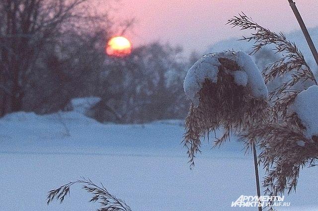 Зимы в Приморье, как правило, затяжные.