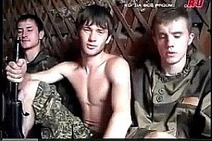 «Приморские партизаны», пока ещё на свободе.