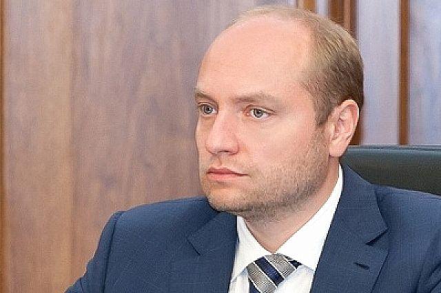 Александр Галушка, министр по развитию Дальнего востока.