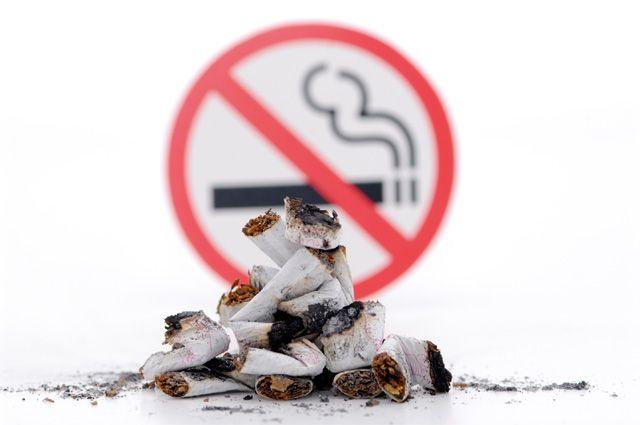 Соблюдайте правила безопасности при курении в доме.