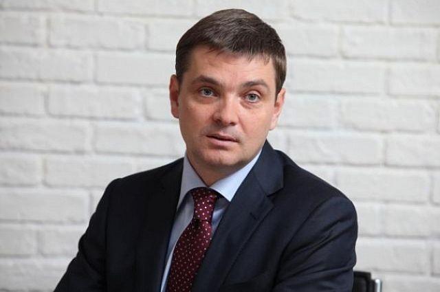 Депутат думы Владивостока Евгений Корж.