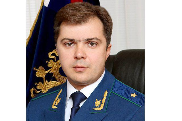 Прокурор Приморского края Сергей Бессчасный.