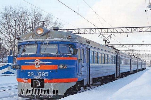 Электропоезд заменил метро во Владивостоке