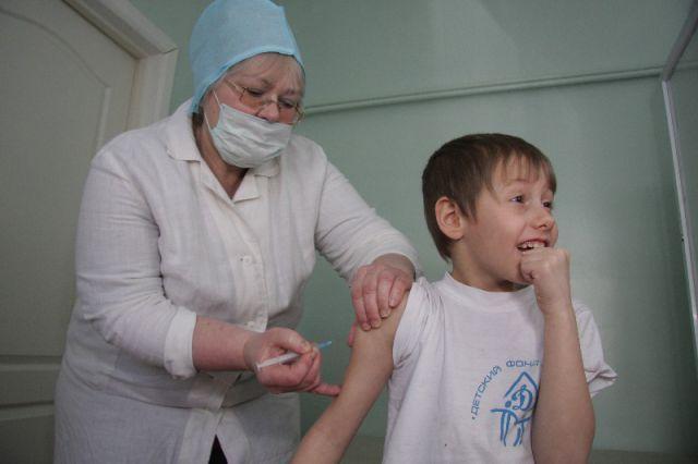 Не зря боялись школьники Новосысоевки прививок.