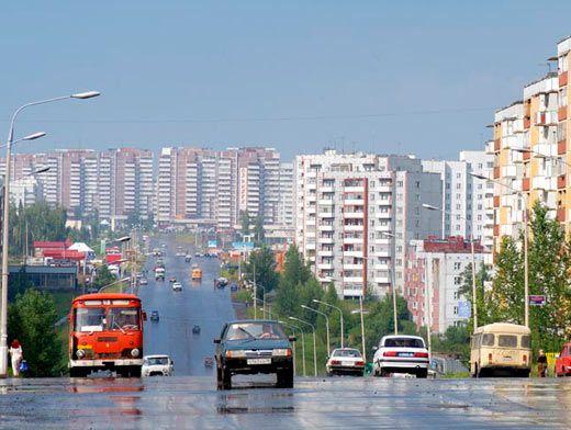 фото город усть илимск