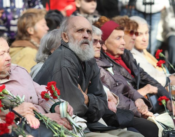 Декада пожилых людей в центре занятости как получить путевку в дом престарелых
