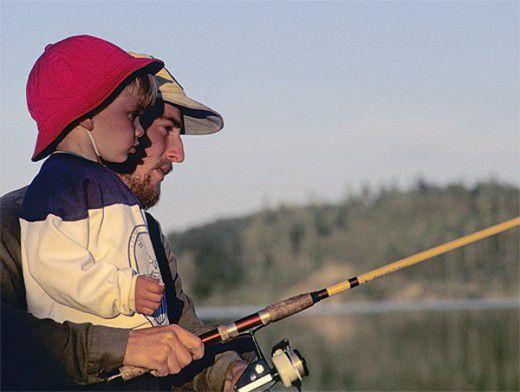 что брать на рыбалку на один день