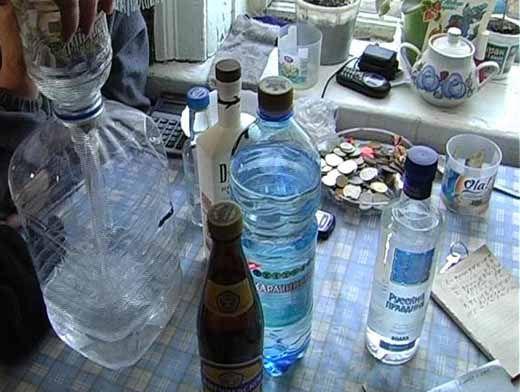 Как самодельный алкоголь