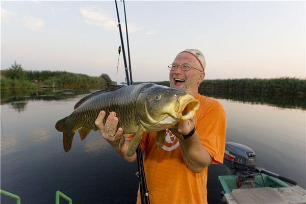 начало рыболовного сезона в астрахани