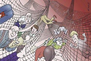 Многие пользователи уже не могут выбраться из виртуальной сети