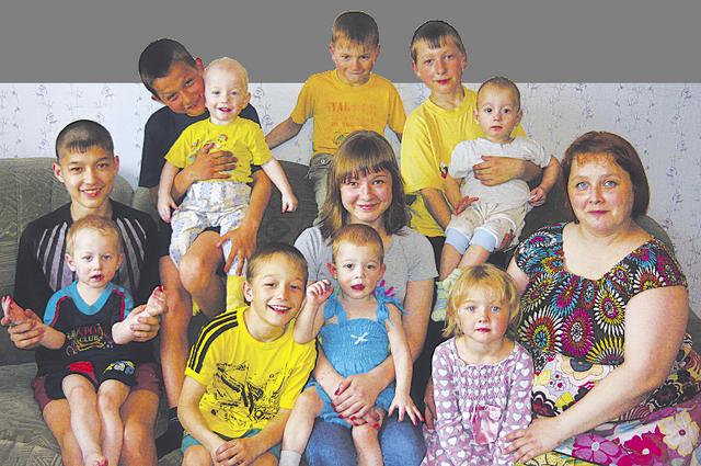 Выплата многодетным семьям к 1 сентября тюмень