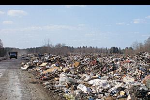 15 млн тонн бытовых отходов ежегодно образуется в регионе.