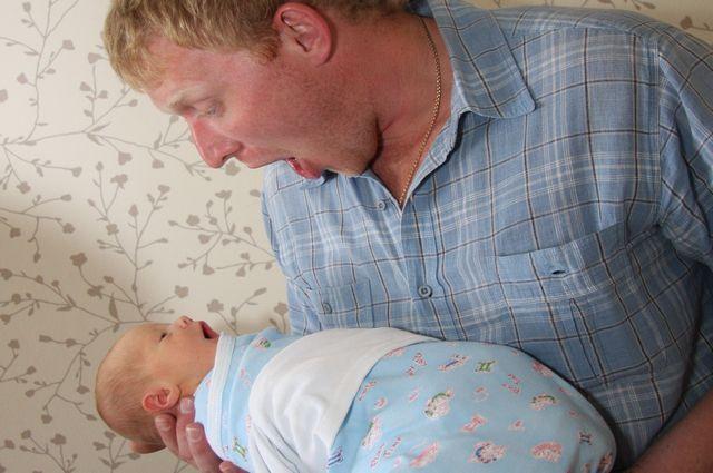Для производства детей нужны мама и папа. Другого способа ещё не придумали.Фото «АиФ».