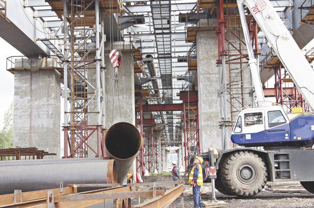 Теплоэнергетики начали реализацию масштабного инвестпроекта по строительству новой тепломагистрали в теле четвёртого моста через Енисей.