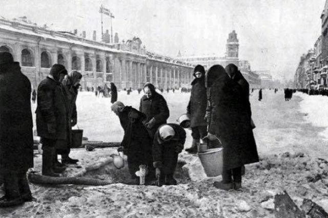 Война и блокада сплотили ленинградцев.