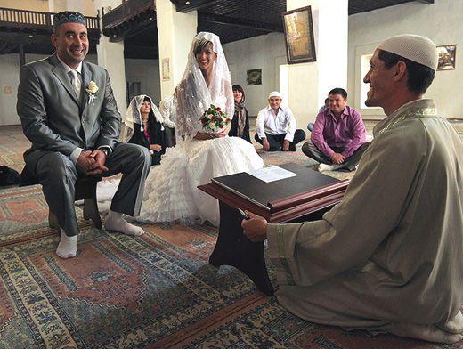 С чего начинается свадьба в наши дни
