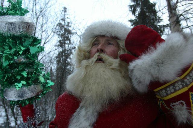 Сколько стоит вызов Деда Мороза в Омске?
